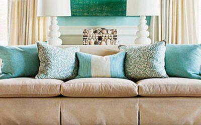 диваны подушки
