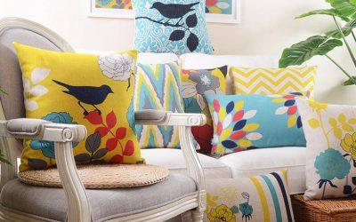 кресла подушки